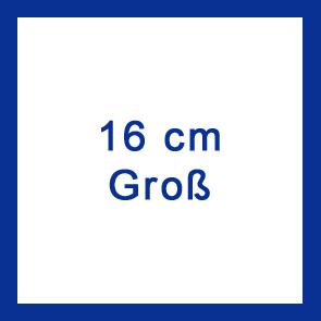 Hausnummer V2A 16 cm