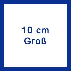 Hausnummer V2A 10 cm