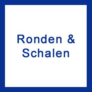 Ronden / Schalen