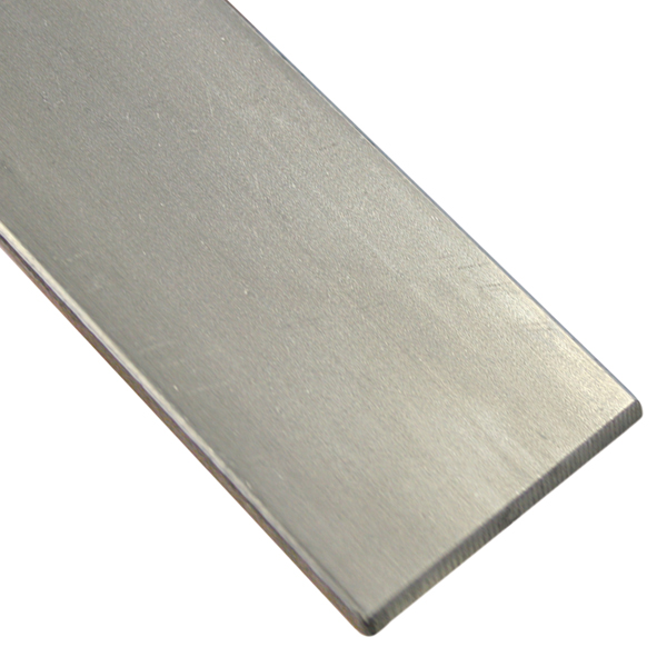 Flachstahl V2A 0,5 m Länge