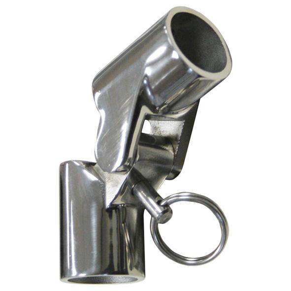 Bimini Gelenk mit Sicherung V4A