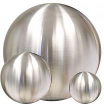 Hohlkugel mit Ø 60 mm und Innengewinde M8 Edelstahl V2A