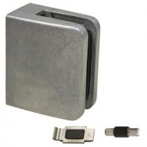 Glasklemme Modell 04 Zinkdruckguss