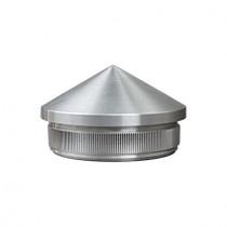 Rohrstopfen spitze Form 30° Edelstahl V2A
