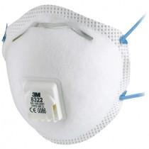 3M(TM) 8322 Atemschutzmaske mit Ausatemventil