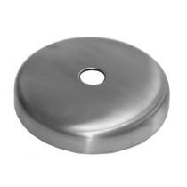 Abdeckrosette mit Ø 76 mm, Mittelloch Ø 12,5 mm Stahl ST37
