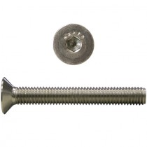 Senkkopfschrauben DIN7991 M10x16 mm Edelstahl V2A