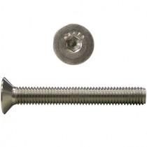 Senkkopfschrauben DIN7991 M10x12 mm Edelstahl V2A