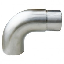 Steckfitting Endstück, für Rohr Ø 48,3x2,0 mm Edelstahl V2A
