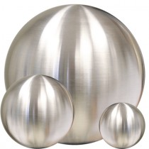 Hohlkugel mit Ø 40 mm und Innengewinde M8 Edelstahl V2A