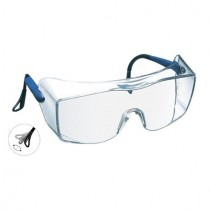 3M(TM) OX2000B Überbrille - Schutzbrille für Brillenträger
