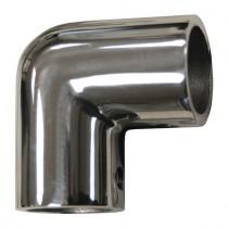 Relingfitting für Rundrohr Ø 22 mm Edelstahl V4A