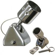 Bimini Gelenk für Rundrohr Ø 22 mm Edelstahl V4A