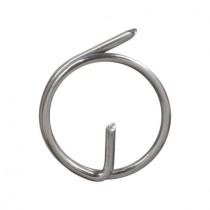 Ringsplint Ø 20 x 1,5 mm für Steckbolzen Edelstahl V2A