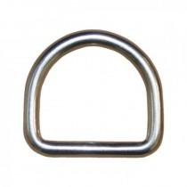 D-Ring Edelstahl V4A