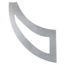 Handlaufträger zum anschweißen für Handlauf Ø 42,4 mm Edelstahl V2A