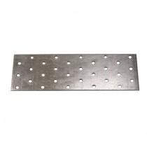 Lochplatten Stahl feuerverzinkt