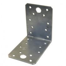 Winkelverbinder ohne Sicke Stahl feuerverzinkt