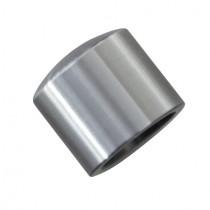 Zierelement mit Ø 16 mm Edelstahl V2A