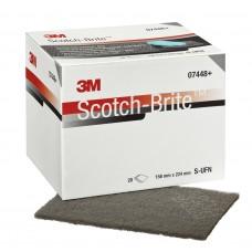 3M(TM) Scotch-Brite(R) Faservlies Handpad Box
